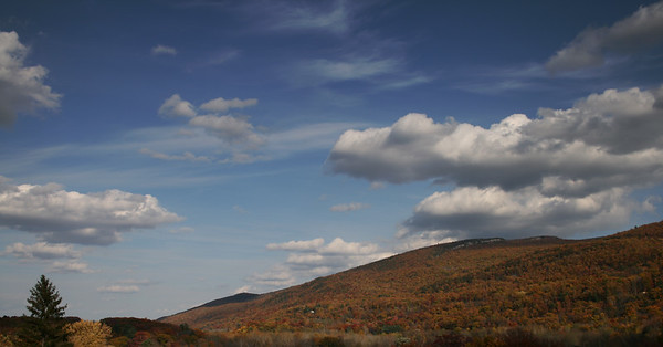 Autumn in the Catskills.