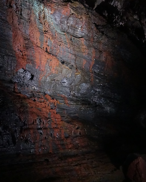 Lava Tunnel in Raufarholshellir