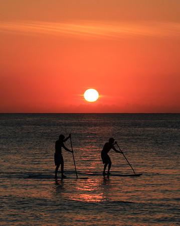 2013 Cayman Sunsets Photos