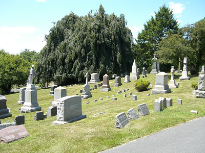 Cemetery: Hillside Cemetary, Scotch Plains, NJ