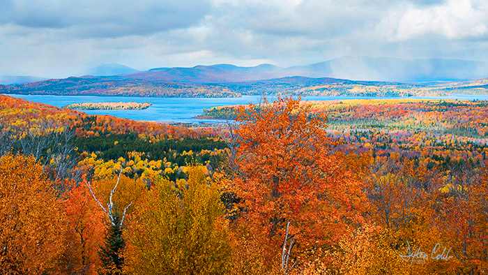 Rangeley Lake - Maine