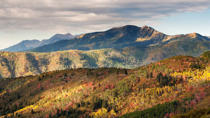 Wasatch-Mountains