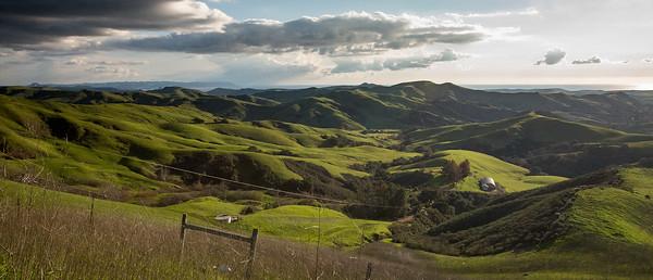 Central California Scenery