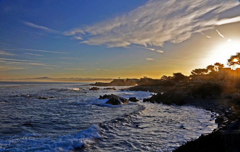 Pacific Grove Sunrise 9