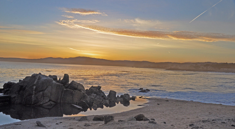 Pacific Grove Sunrise 1