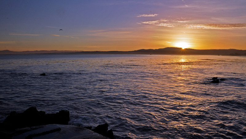 Pacific Grove Sunrise 2