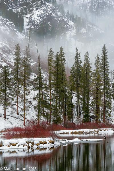 Tumwater Canyon Winter 01-2015