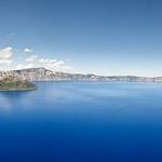 Crater Lake Panorama, Oregon