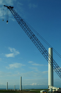 Wind Power Crane
