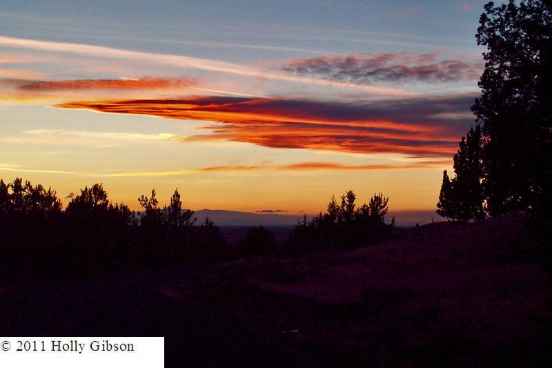 Central Oregon sunset - 16
