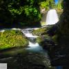 Sahalie Falls - McKenzie River