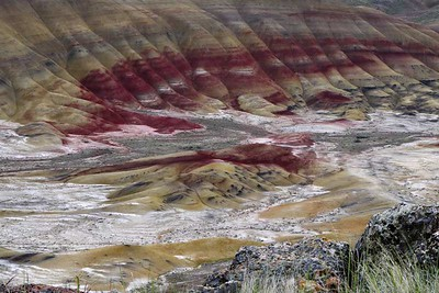 Painted Hills Oregon 1829