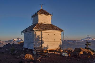 Black Butte Lookout