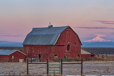 Powell Butte Barn