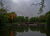 Stormy Steps: Central Park, The Boathouse and the Ramble, NYC