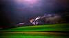 Pennsylvania, Kishacoquillas Valley, Spring morning, Fog, Smoky Landscape, 宾夕法尼亚 田园, 风景
