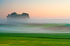 Pennsylvania, Morrison Cove, Spring morning Sunrise, Fog Landscape, 宾夕法尼亚 田园, 风景