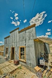 Cerro Gordo Ghost Town and Mines