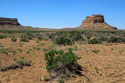 Chaco Canyon & Tent Rocks