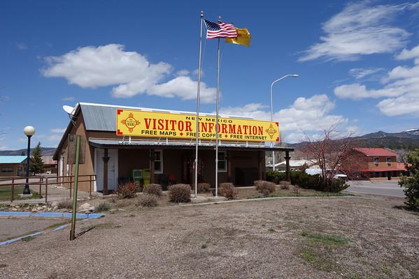 Chama, New Mexico 2013-04