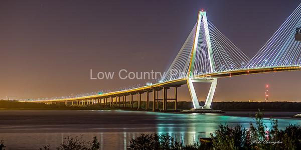 Ravenel Bridge - Charleston SC  ======= Scroll Down for more Ravenel Bridge Photos =======
