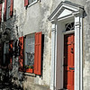 Red Door House