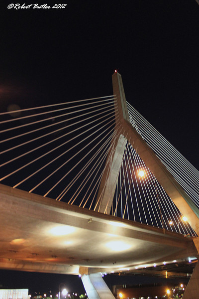 looking up at the BH-Z Bridge