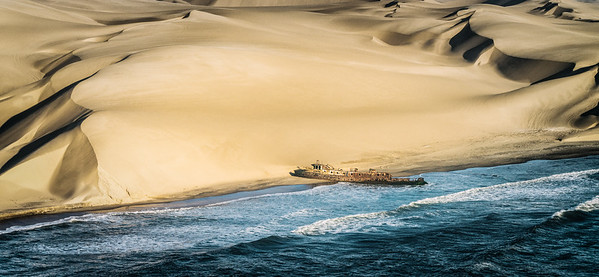 Ghosts of the Skeleton Coast