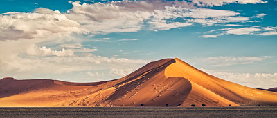 Namibia's majestic dunes