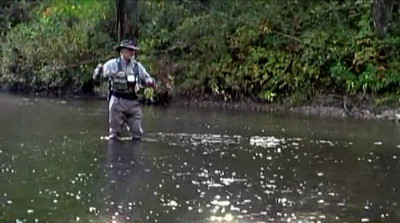 "Video of Fly Fishing on the Chattooga River <br />  <a href=""http://www.oconeecountry.com/chattoogariver.html"">http://www.oconeecountry.com/chattoogariver.html</a>"