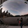 Millennium Park - the Bean