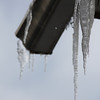 icicles on my roof