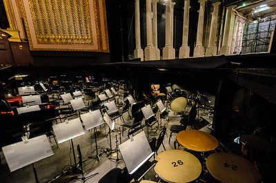 The Pit II Civic Opera House Chicago, IL