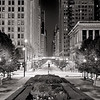 Chicago  285 - b&w