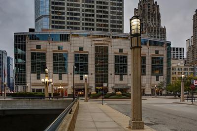 Chicago Booth Gleacher Center