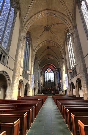 Rockefeller Chapel - UChicago