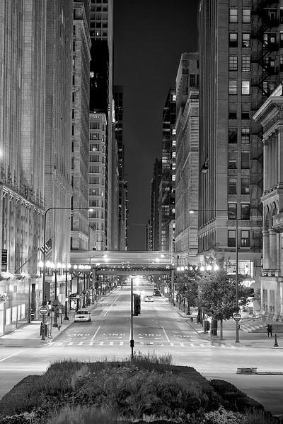 Chicago  290 b&w