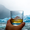 Whisky with glacial ice...tastes even better.