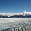 Campo de Hielo Sur - The southern patagonian Icefield ranks 3 after the Antarctica and Greenland