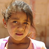 Very remote girl in a very remote village Socaire