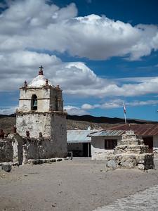 Chuch in Parinacota