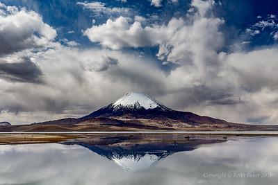 Volcano Reflection #2
