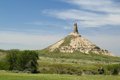 Chimney Rock Nebraska