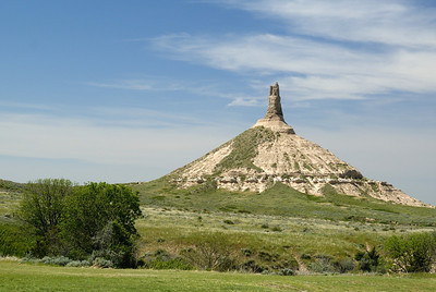 Chimney Rock Nebraska