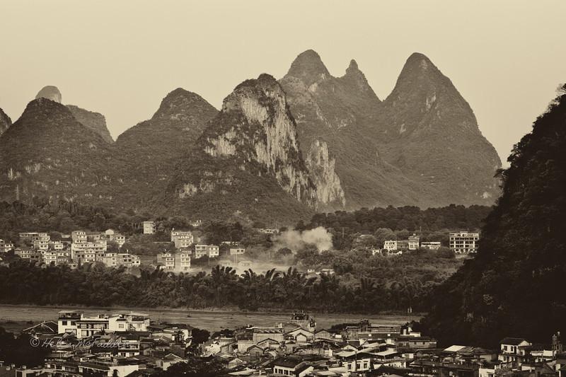 Li RIver at Yangshou