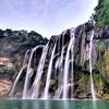 Huangguoshu waterfall in Guizhou.