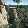 chiricahua balanced rock
