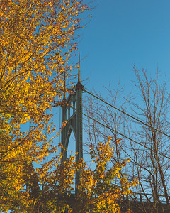 St. John Bridge, Portland, Oregon