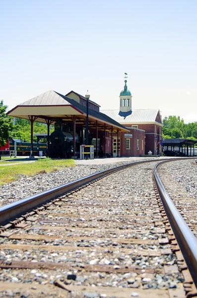 Train Station in White River Junction, VT