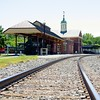 Train Station in White River Junction, VT
